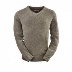 blaser-strick-pullover-samson-grau-braun