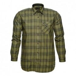 seeland-helt-shirt-rosin-check