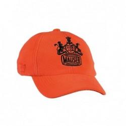 WEB_Image Mauser Cap Orange Orange fleece cap med -1099519046